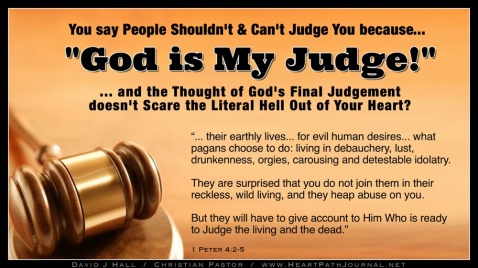 Image result for image of god as judge